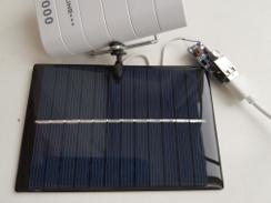 Элементы солнечной батареи залиты прозрачной эпоксидной смолой с отвердителем Этал Оптик (Optic)